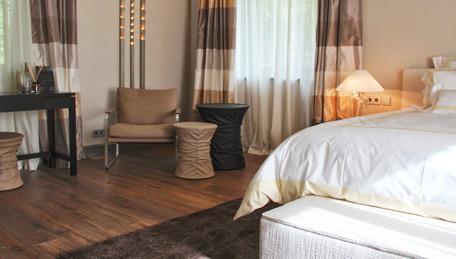 Dormitorios con Suelos de Madera y Parquet
