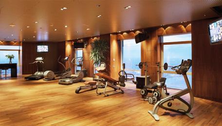 Parquet y suelos de madera para profesionales en alicante - Decoracion de gimnasios ...